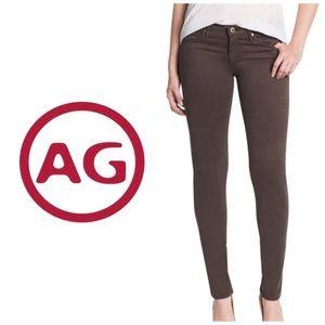 AG The Stilt Cigarette Leg Skinny Jeans 👖Size 27